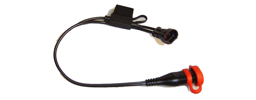 Adattatore da MV Agusta a SAE TECMATE Optimate Cable O-57