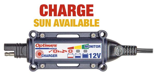 /4/panel Solar Pulse Charger OptiMate Solar tm523/